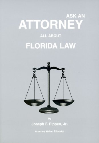 9780935343632: Ask An Attorney: All About Florida Law