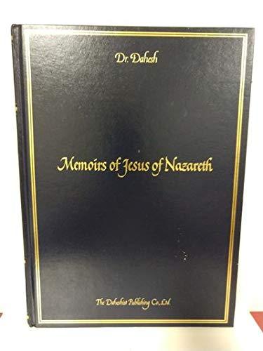 9780935359404: Memoirs of Jesus of Nazareth V1