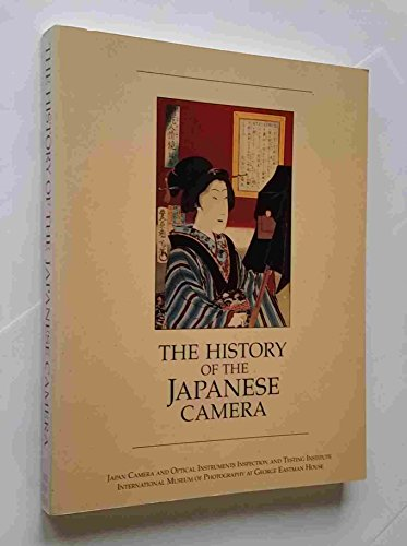 9780935398175: The History of the Japanese Camera