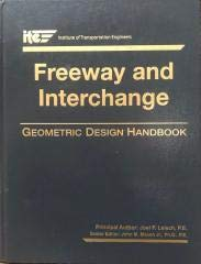 Freeway and Interchange: Geometric Design Handbook