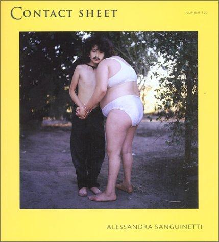 Contact Sheet 120 Alessandra Sanguinetti: The Adventures: Sanguinetti, Alessandra