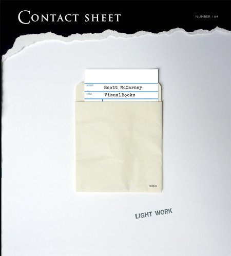 9780935445756: Contact Sheet 164: Visual Books