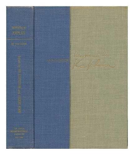 Mordecai M. Kaplan: An Evaluation: Einstein, Ira. Eugene