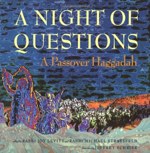 9780935457490: A Night of Questions: A Passover Haggadah