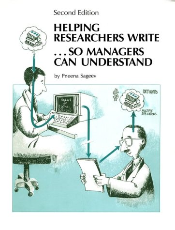 9780935470772: Helping Researchers Write...So Managers Can Understand