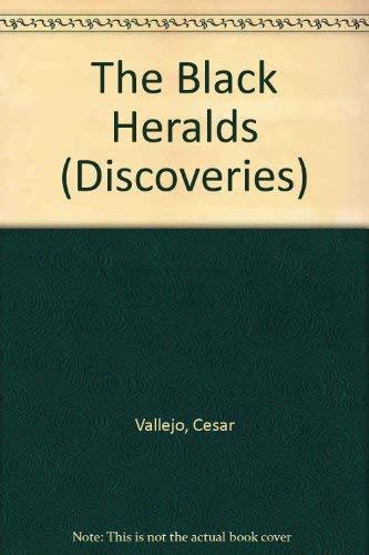 9780935480436: The Black Heralds (Spanish and English Edition)