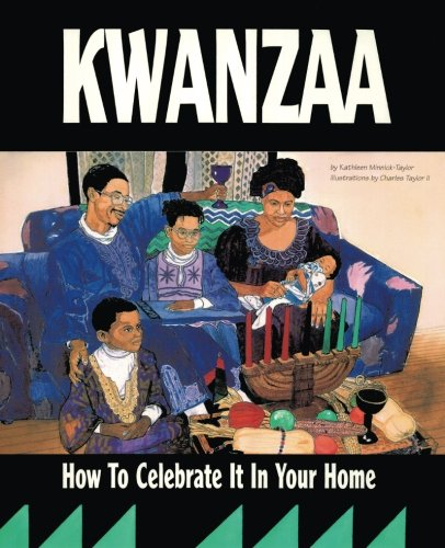 9780935483697: KWANZAA: How to Celebrate it in your Home