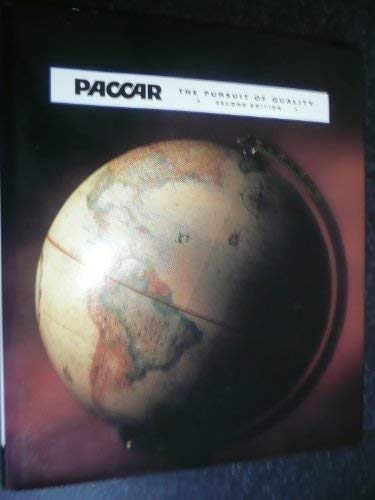 9780935503166: PACCAR: The pursuit of quality