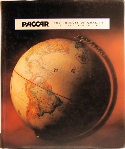9780935503241: Paccar: The Pursuit of Quality
