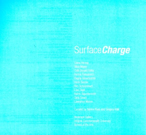 9780935519280: Surface Charge