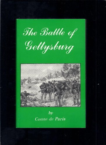 9780935523133: The Battle of Gettysburg (From the History of the Civil War in America)