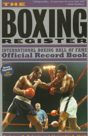 9780935526462: The Boxing Register