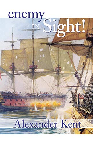 9780935526608: Enemy in Sight! (The Bolitho Novels) (Volume 10)