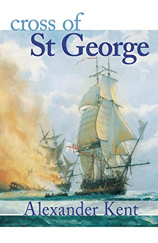 9780935526929: Cross of St. George (Bolitho Novels (Paperback))