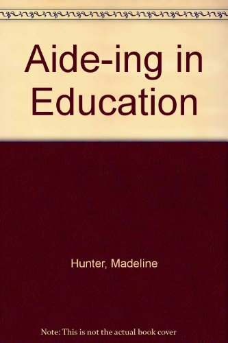 9780935567052: Aide-Ing in Education