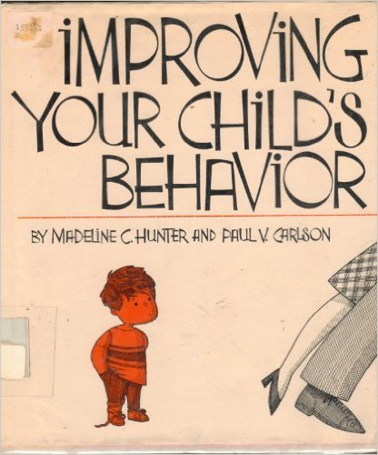 9780935567076: Improving Your Child's Behavior (Theory into Practice Publications)