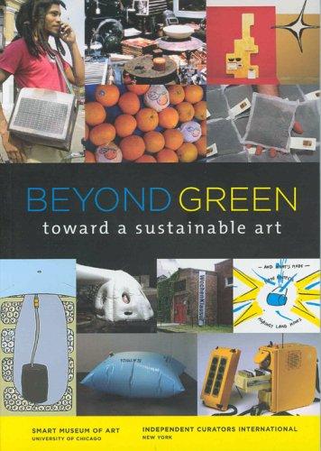 9780935573428: Beyond Green: Toward a Sustainable Art