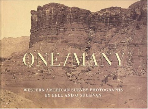 One/Many: Western American Survey Photographs by Bell and O'Sullivan: Snyder, Joel