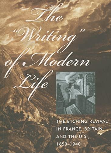 "The ""Writing"" of Modern Life: Elizabeth K. Helsinger,"