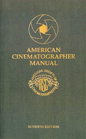 9780935578119: American Cinematographer Manual