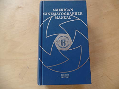 9780935578157: American Cinematographer Manual