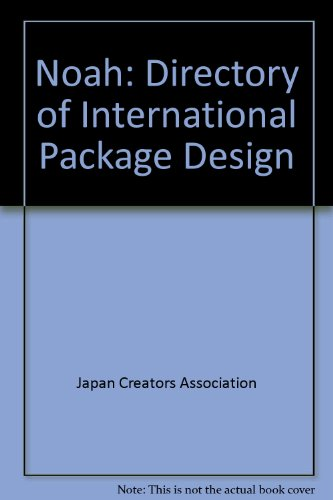 9780935603002: Noah: Directory of International Package Design