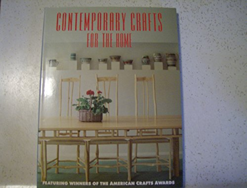 Contemporary Crafts for the Home : Featuring: Bill Kraus