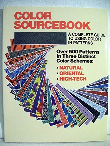 9780935603286: Color Sourcebook: A Complete Guide to Using Color in Patterns (No. 1)
