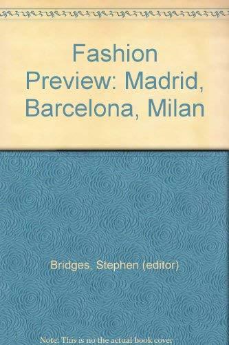 Fashion preview autumn/winter 1990-91: Langone, Carmine (senior Fashion editor)
