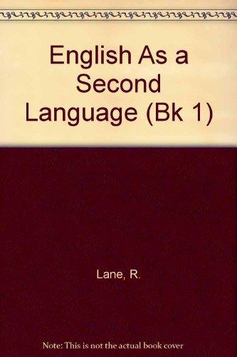 Lane's English as a Second Language: Book 2: Lane, Richard R., Ph. D.