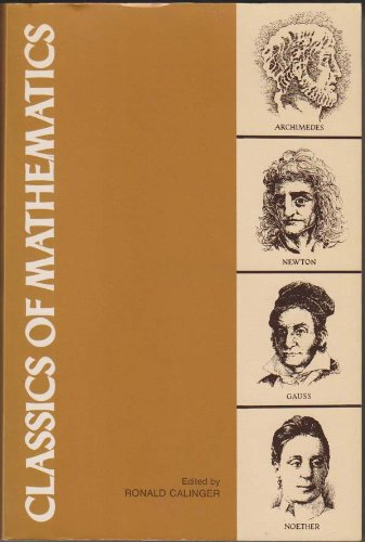 9780935610130: Classics of Mathematics