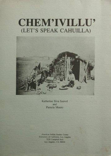 9780935626087: Chem'ivillu' (let's speak Cahuilla)