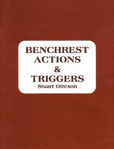 9780935632125: Benchrest Actions and Triggers