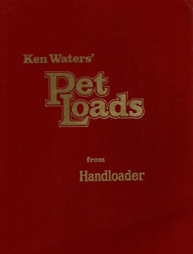 Pet Loads, 2 Volume Set: Waters, Ken