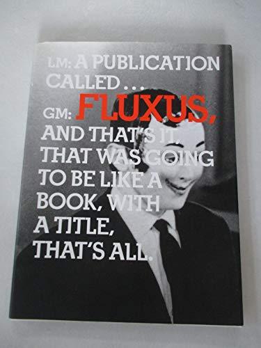 9780935640410: In the Spirit of Fluxus