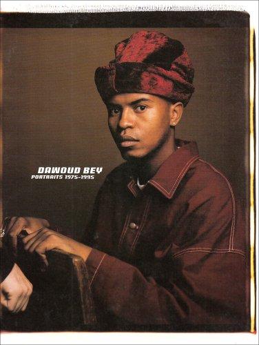 Dawoud Bey: Portraits 1975-1995 INSCRIBED by Bey: Bey, Dawoud; Halbreich, Kathy; Jones, Kellie; ...
