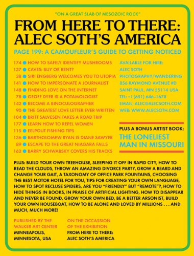 9780935640960: From Here to There: Alec Soth's America