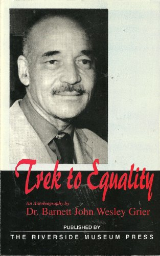 9780935661231: Trek to Equality: An Autobiography