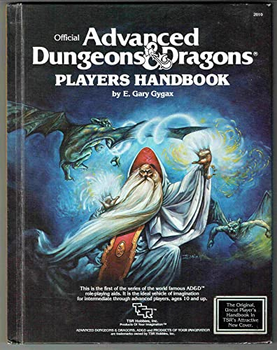 9780935696011: Official Advanced Dungeons & Dragons Players Handbook