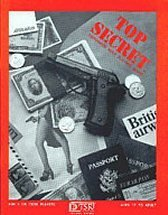 Top Secret: An Espionage Role Playing Game: Rasmussen, Merle M
