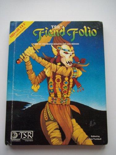 9780935696219: Fiend Folio Tome