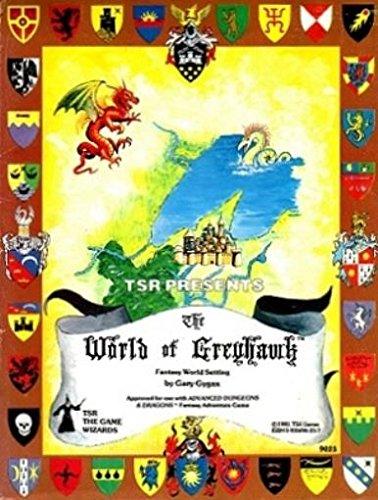 World of Greyhawk, folio edition (Advanced Dungeons & Dragons)