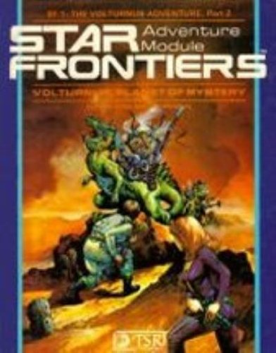 9780935696752: Volturnus, Planet of Mystery (Star Frontiers Adventure Module, SF1)