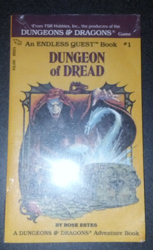 9780935696868: Dungeon of Dread (An Endless Quest, Book 1 / A Dungeons & Dragons Adventure Book)