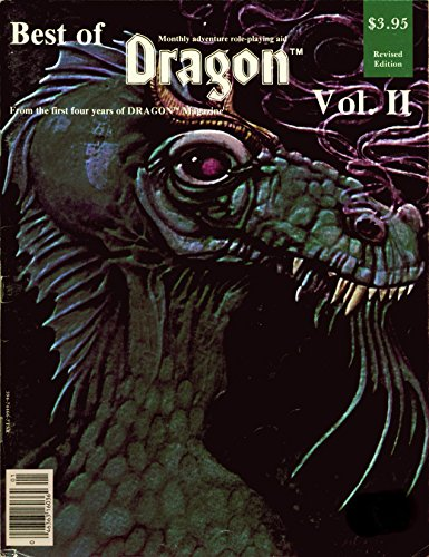 9780935696943: Best of Dragon, Vol. II (Revised Edition)