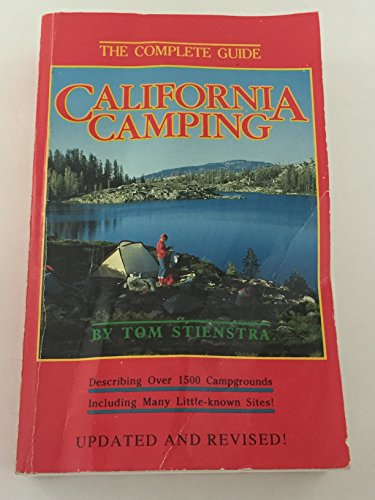 9780935701197: California Camping: Complete Guide to California's Recreation Areas