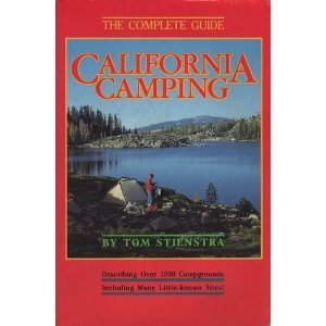 9780935701203: California Camping: Complete Guide to California's Recreation Areas