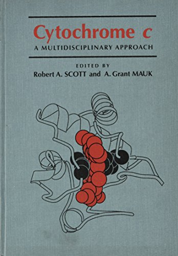 9780935702330: Cytochrome C: A Multidisciplinary Approach