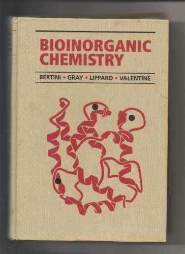 9780935702576: Bioinorganic Chemistry