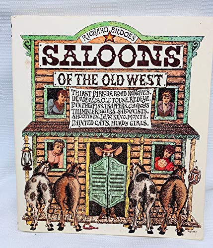 9780935704259: Saloons of the Old West